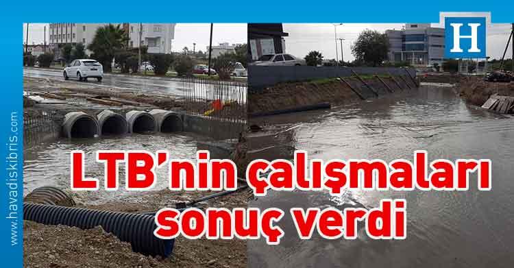 Lefkoşa Türk Belediyesi Doktoroğlu drenaj çalışmaları