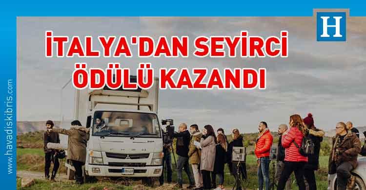 Kıbrıs Türk yapımı kısa film Teslimat