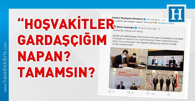 Lefkoşa İstanbul kardeş