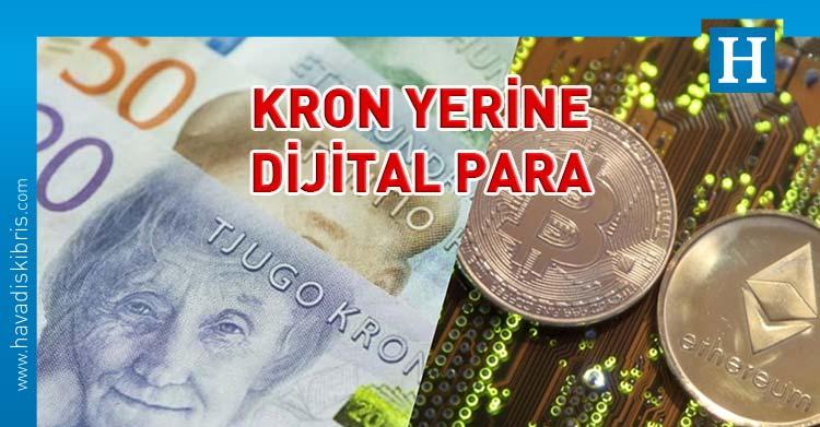 isveç dijital para birimi kullanacak