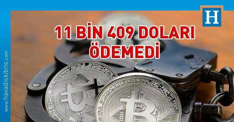Lefkoşa'da bitcoin dolandırıcılığı