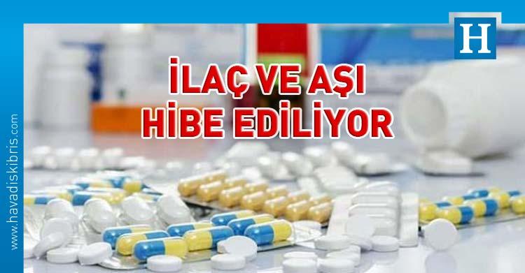 ilaç ve aşı hibe
