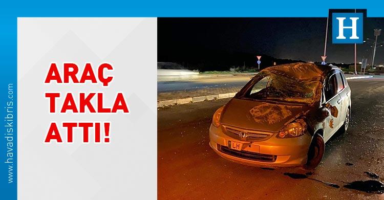 Aykut Paşa kktc trafik kazası