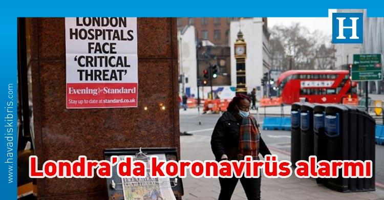 Londra koronavirüs