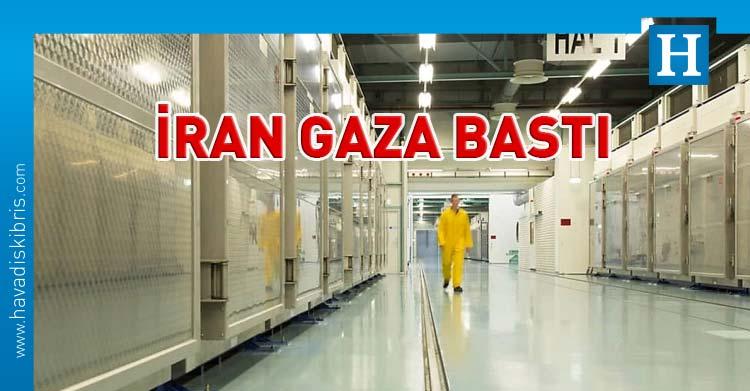 İran uranyum üretimi