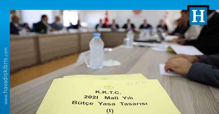 kktc 2021 bütçesi