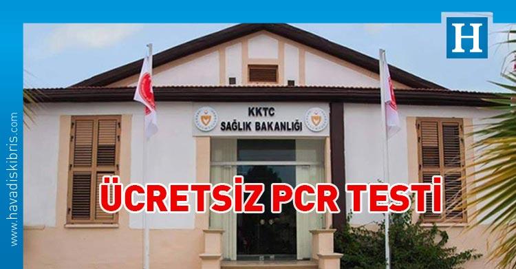 pcr testi kktc