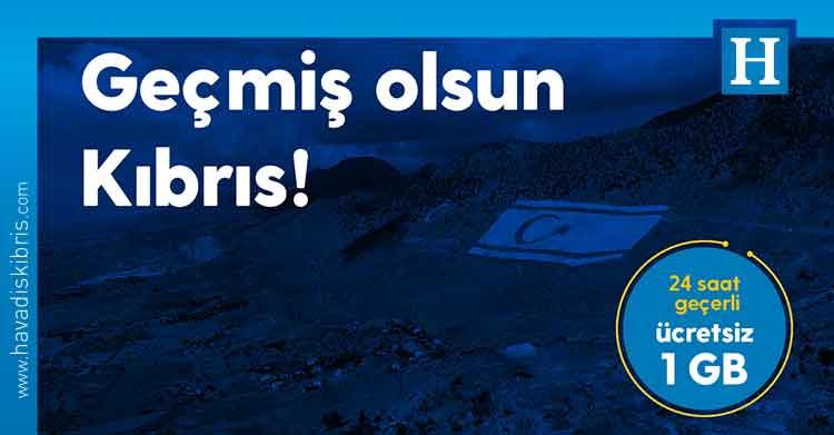 Kuzey Kıbrıs Turkcell internet