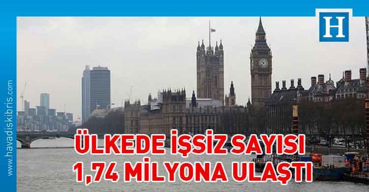 İngiltere işsizlik