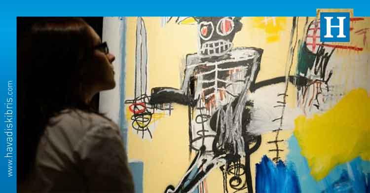 Jean-Michel Basquiat, eser