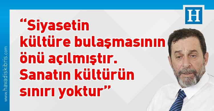 DP Lefkoşa Milletvekili Serdar Denktaş
