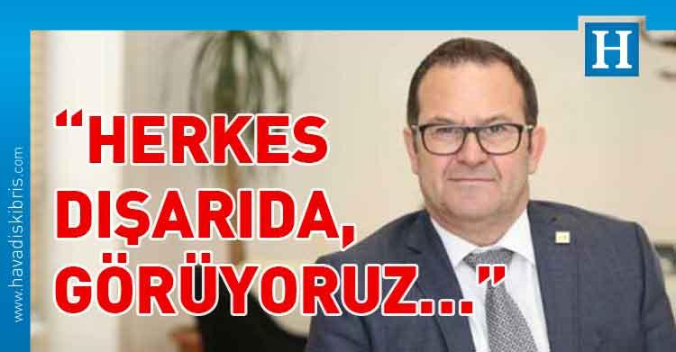 Kıbrıs Türk Ticaret Odası (KTTO) BaşkanıTurgay Deniz