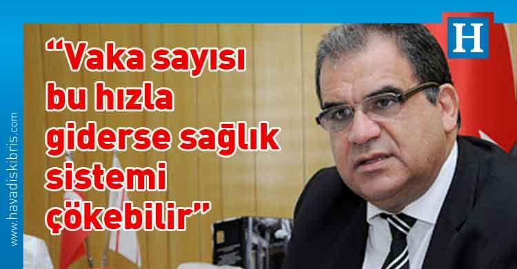 Ulusal Birlik Partisi Lefkoşa Milletvekili, Eski Sağlık ve Çalışma Bakanlarından Faiz Sucuoğlu