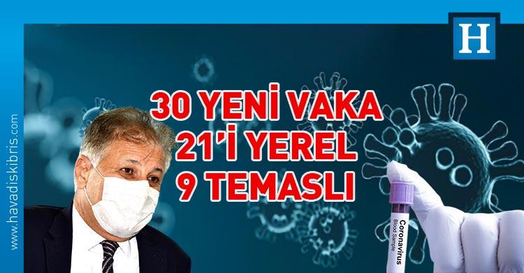 kktc koronavirüs