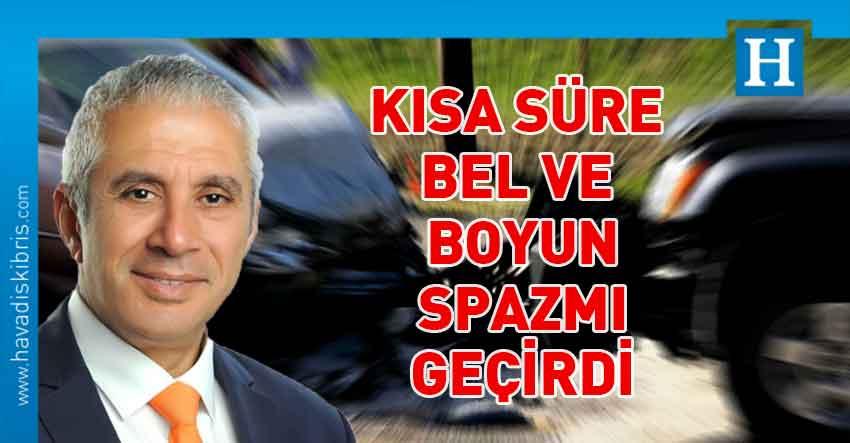 UBP Milletvekili Hasan Taçoy