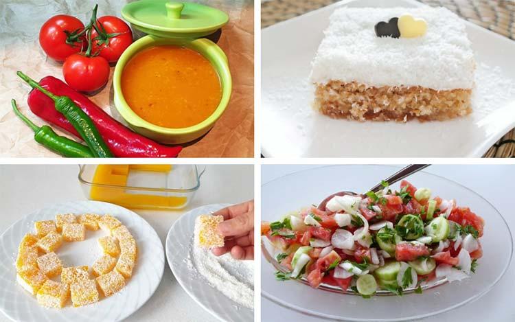 Birbirinden Lezzetli Kıbrıs Yemekleri