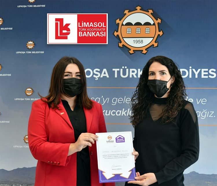 Limasol Bankası Kadın Çalışanları LTB Kadın Sığınma Evindeki Kadınların Gücüne Güç Katmak İçin Anlamlı Katkıda Bulundu.