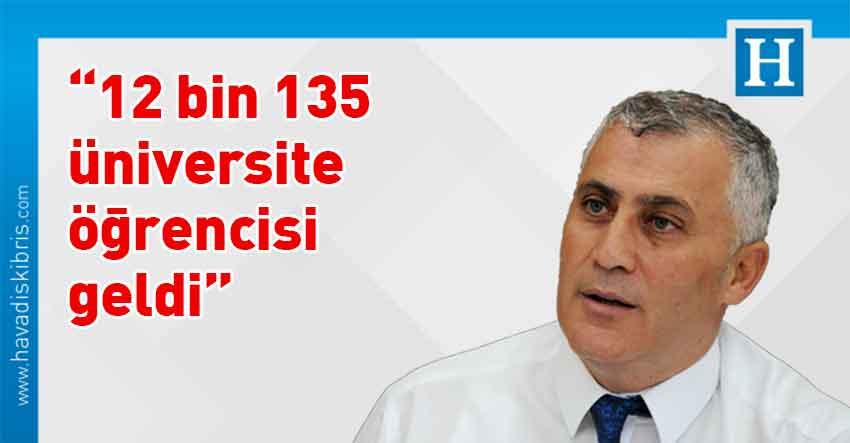 KKTC Milli Eğitim ve Kültür Bakanı Olgun Amcaoğlu