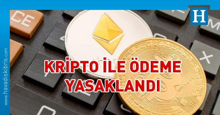 Türkiye'de Kripto paraların ödemelerde kullanılması