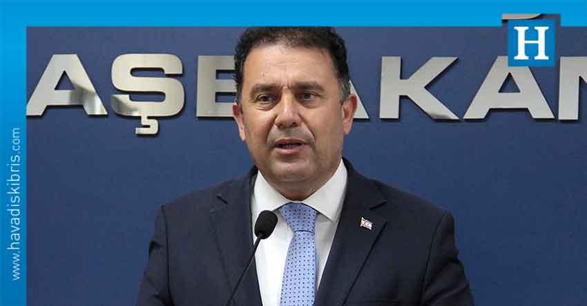Bakanlar Kurulu, Başbakan Ersan Saner