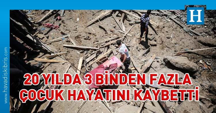 İsrail çocuk ölümleri