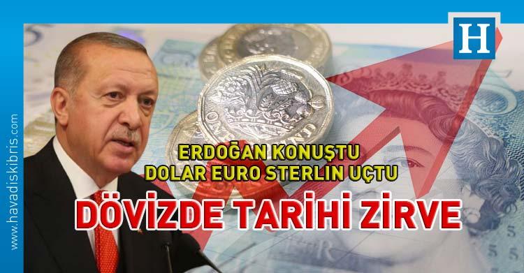 Erdoğan Döviz kurları