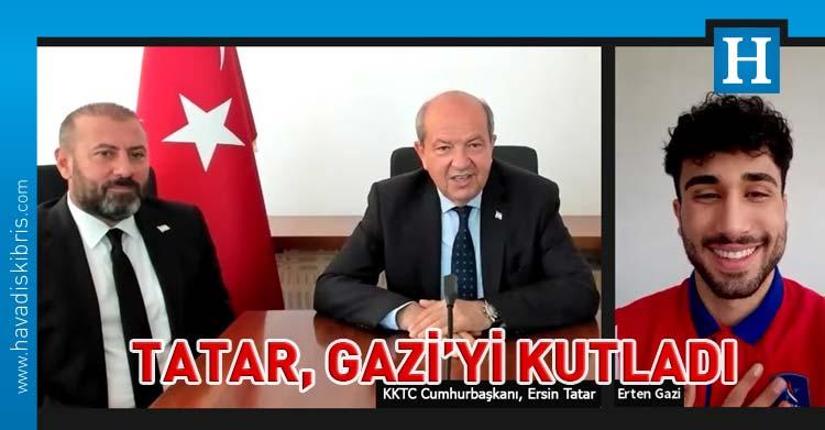 Ersin Tatar Erten Gazi