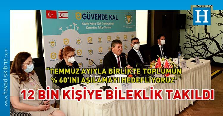 KKTC Turkcel güvende kal uygulaması
