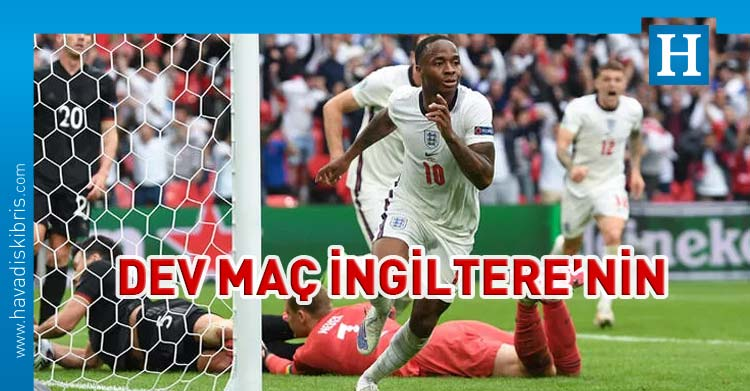 İngiltere Almanya maçı