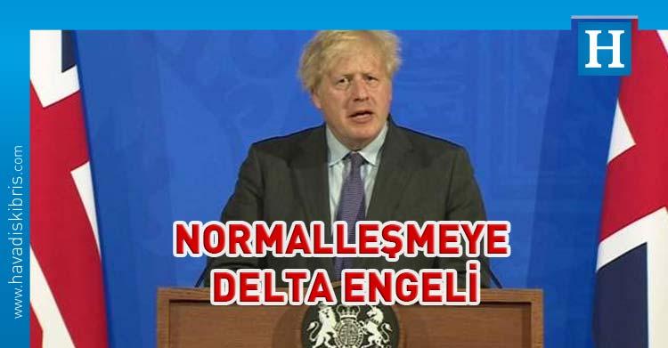 İngiltere'de normalleşme ertelendi
