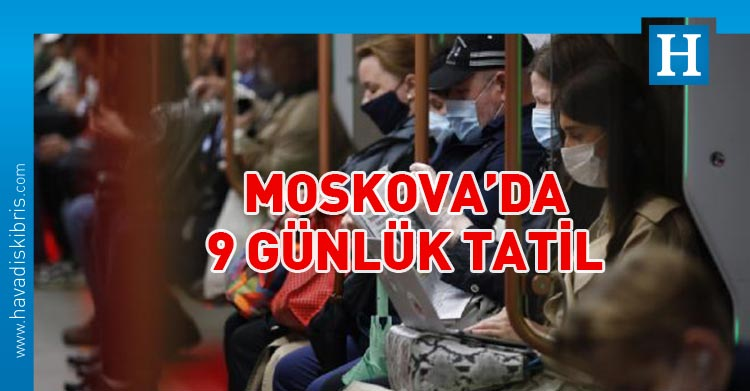 moskova 9 günlük tatil
