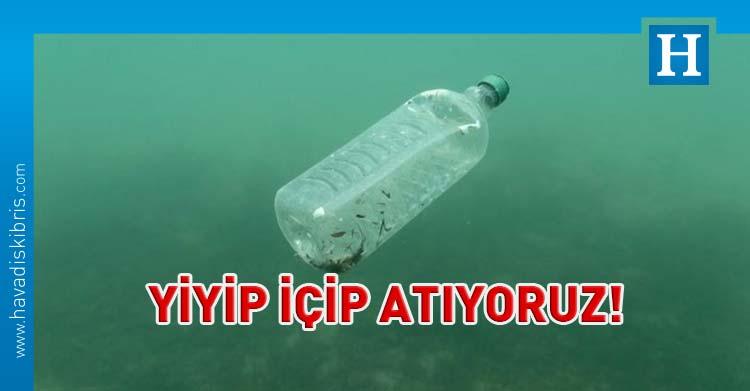 Okyanus plastik çöp
