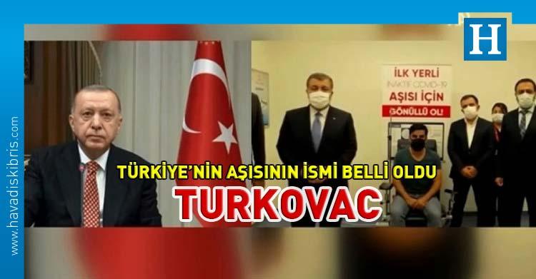 Türkiye'nin yerli covid-19 aşısı Turkovac