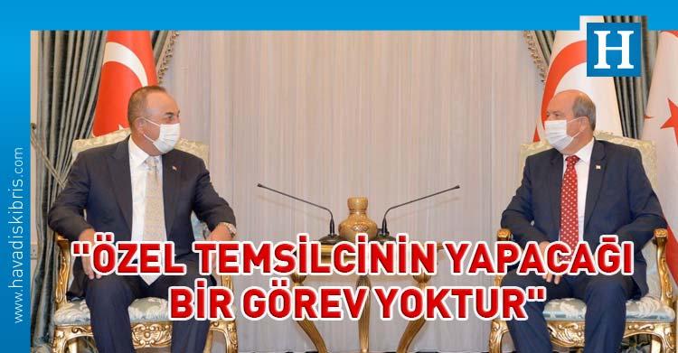 tatar Çavuşoğlu görüşmesi