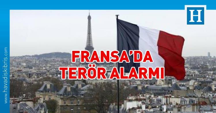 fransa terör alarmı