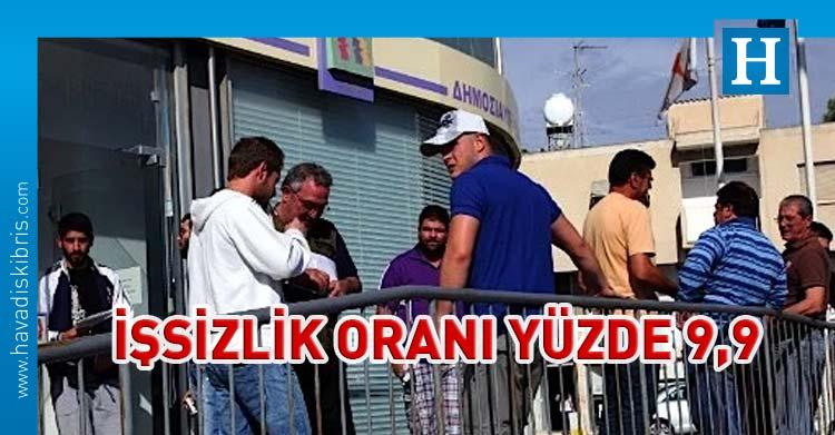 Güney Kıbrıs'ta işsizlik