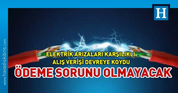 Güney Kıbrıs Kuzey Kıbrıs elektrik