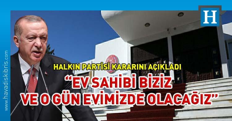 halkın partisi pm erdoğan kararı