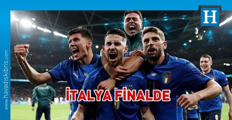Euro 2020 İtalya
