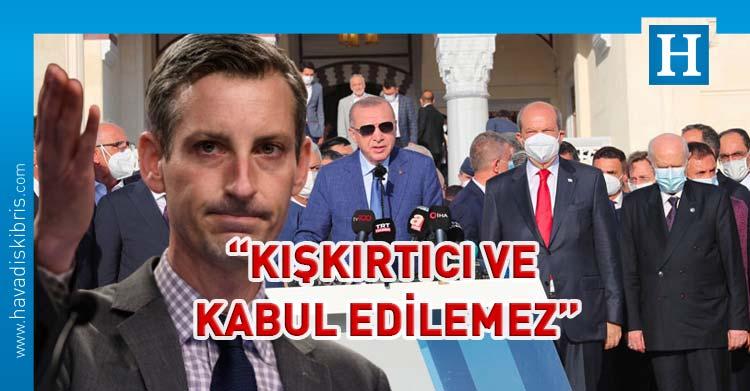 abd erdoğan maraş açıklaması tepki