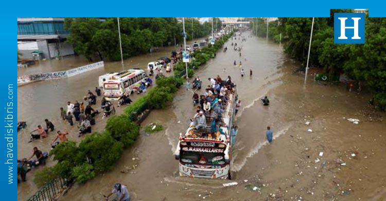 pakistan aşırı yağış