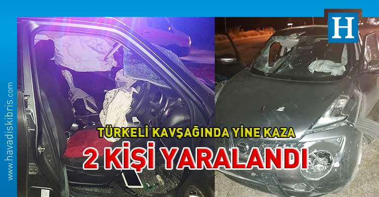 türkeli kavşağı kaza