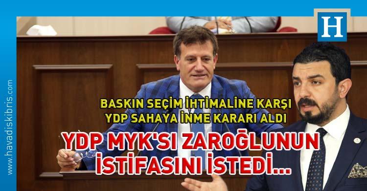 YDP MYK