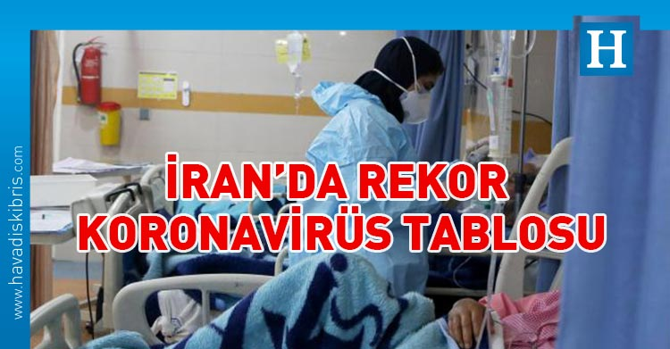 iran koronavirüs