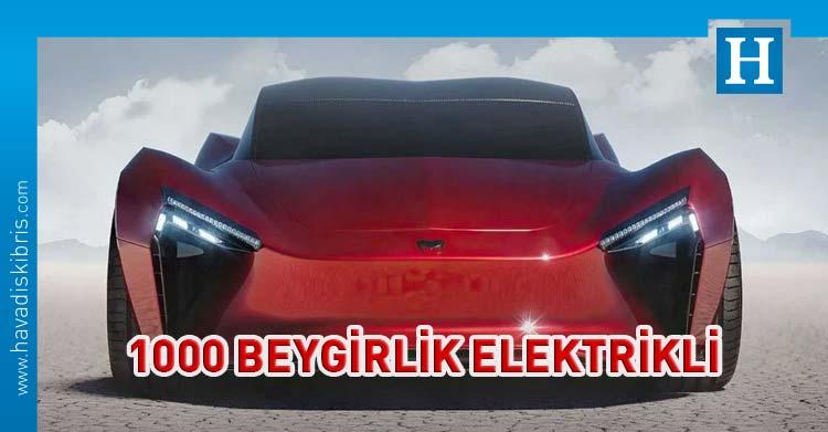 M-Zero elektrikli otomobil