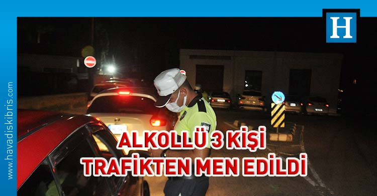 polis trafik denetim