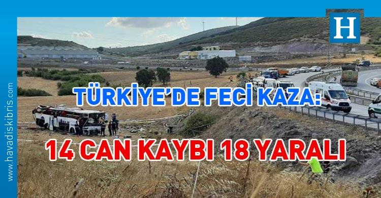türkiye balıkesir kaza