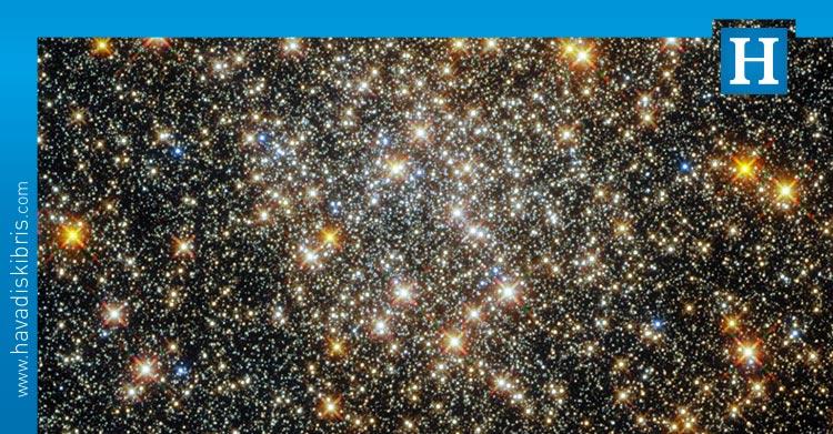 Samanyolu'nun kalbindeki küresel yıldız kümesi
