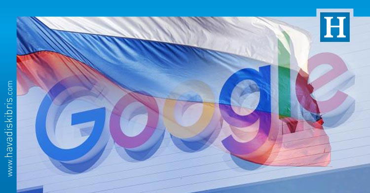 google rusya