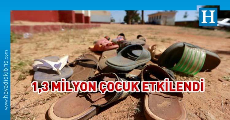 Birleşmiş Milletler, Nijerya'da son zamanlarda okullara düzenlenen saldırılardan 1,3 milyon çocuğun etkilendiğini duyurdu.